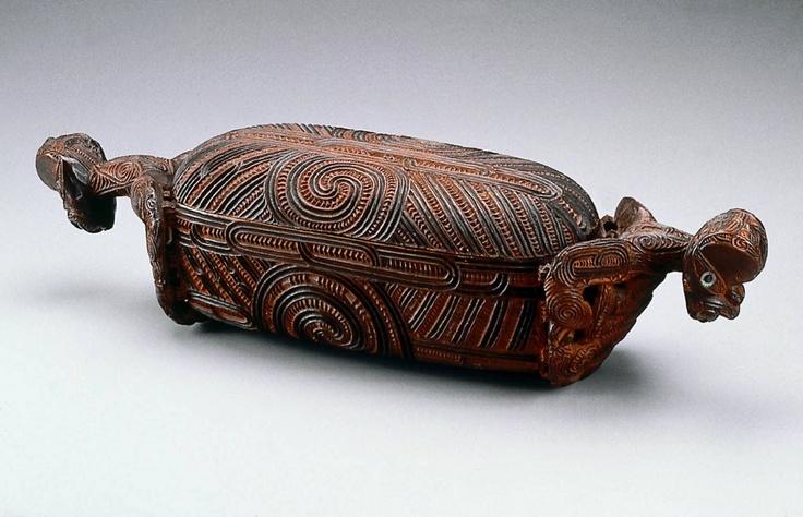 Waka Huia - Treasure Box