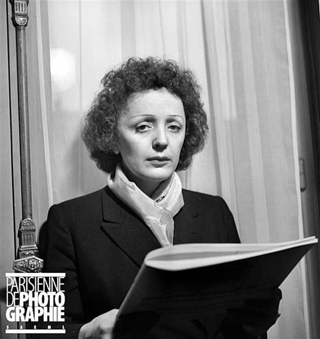 Edith Piaf - More Piaf Of Paris With The Orchestra Of Robert Chauvigny