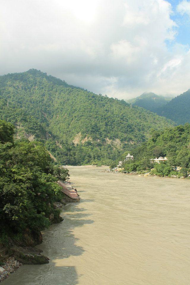 The Ganga Rishikesh, India 2012