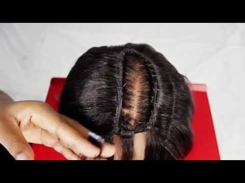 Glue In Invisible Part Weave for African American Hair Supplies Part 1  To do a Glue In Invisible Part Weave you want to make sure that you have all of the materials listed above. Please don't assume that it's worth it to buy cheap hair because it's nicer on your wallet. To make your best hair purchase for this style, do start cheap first. It is a must that the hair you decide to purchase...  Subscribe, It's Free http://www.youtube.com/subscription_center?add_user=blackwomenhair