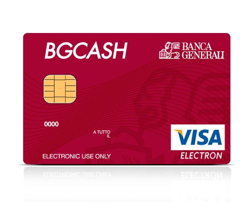 Banca Generali - pre-paid cards on Behance
