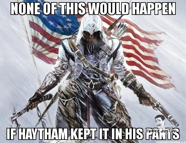 LMAO!!! Assassin s Creed Tres