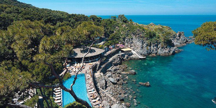 Mezzatorre Resort & Spa, Ischia: Favorite Places, Ischia, Resorts, Beautiful Places, Travel, Italy, Spa