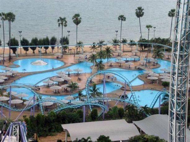OopsnewsHotels - Pattaya Park Beach Resort