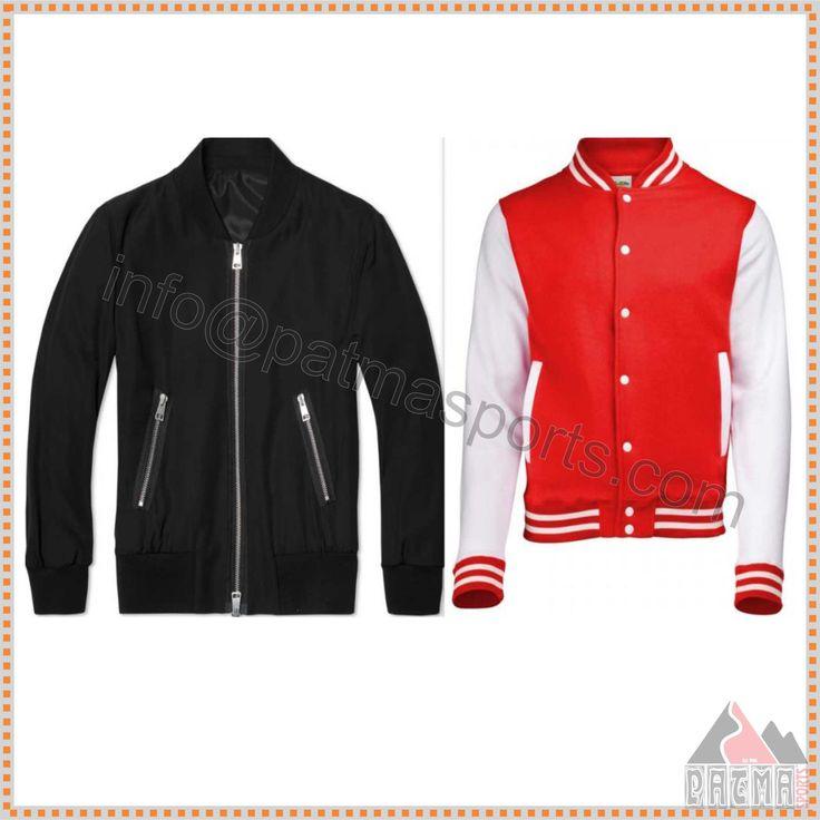 Details | Patma Sports | Sportswears of all kinds | Varsity Jacket ...