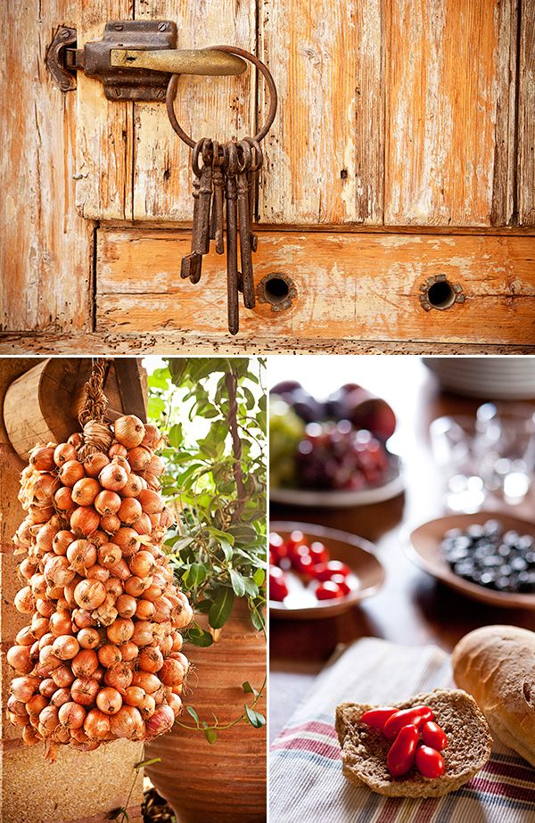 Crete, tavern details