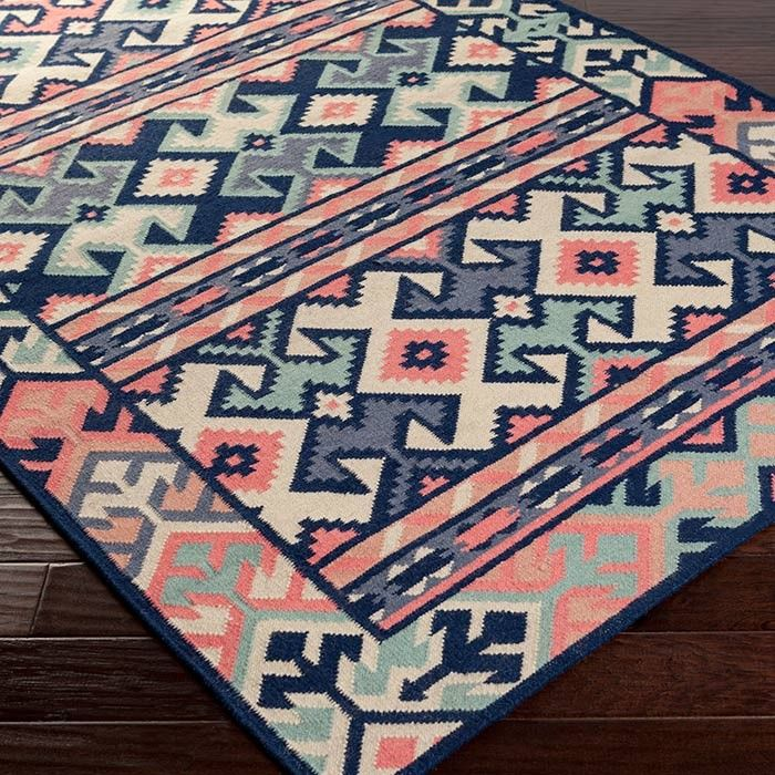Janessa Rug » Great colors.