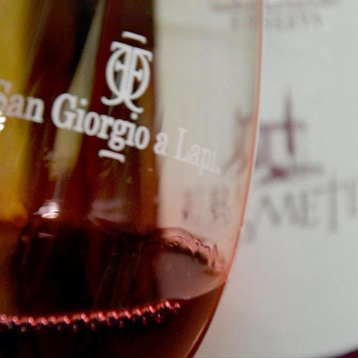 I vini brillanti di San Giorgio a Lapi