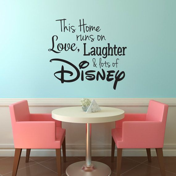 Best 25+ Disney wall decals ideas on Pinterest | Wall ...