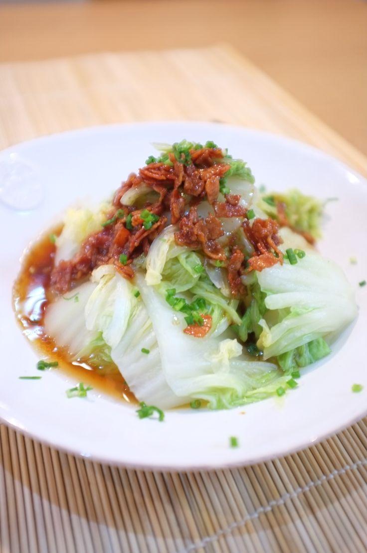 ママブロネタ「晩ごはん」からの投稿こんにちはぁ~~~!!!晩秋から冬にかけての白菜は寒さに耐え甘みを蓄えるので美味しくなる時期でもあります♡昨日の夕食はそんな…