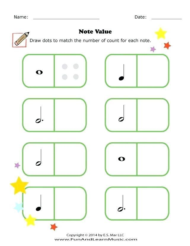 Music Theory For Beginners Worksheets With Images Learn Music