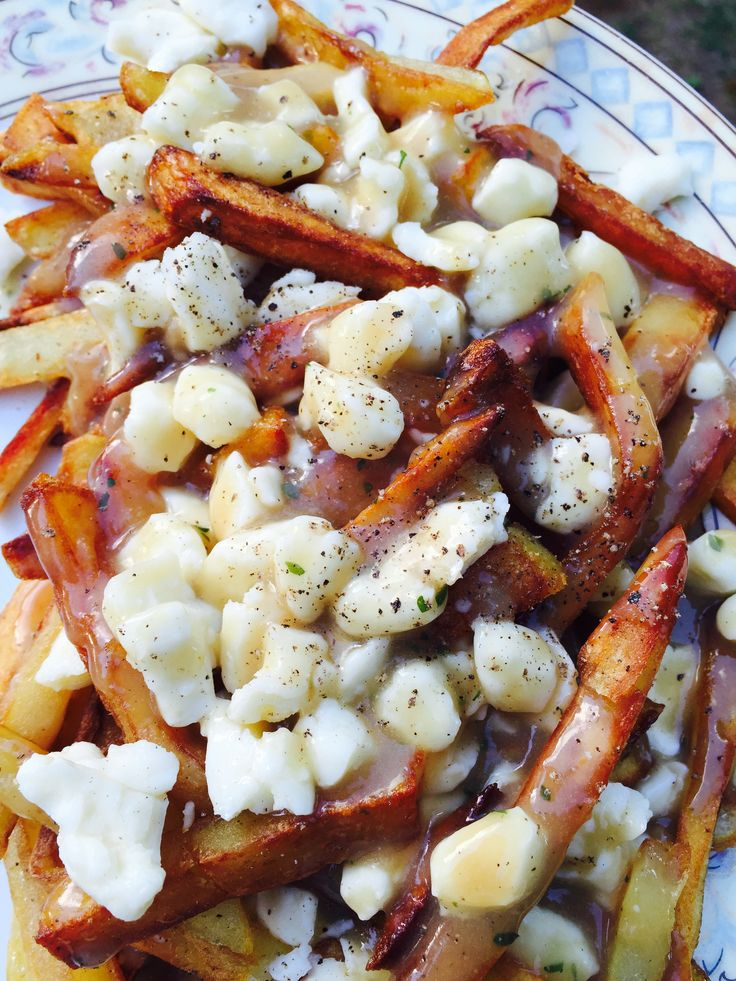 how to make gravy for poutine from scratch