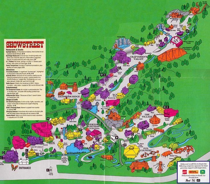 legoland billund park map pdf