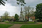 Bedford Town Square - Ohio