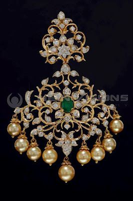Indian Jewellery and Clothing: Diamond jewellery collection fromSitara jewellers