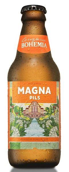 Bohemia Magna Pils