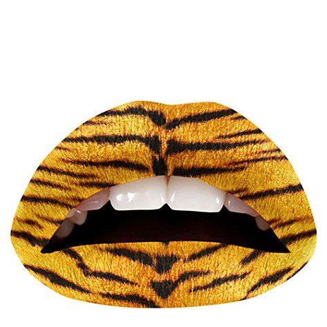 VIOLENT LIPS The Tiger