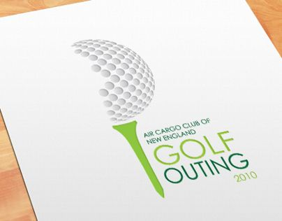 Golf Fundraiser Logo and Branding