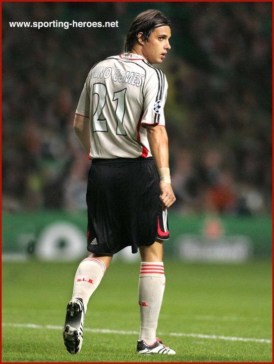 Nuno GOMES Benfica