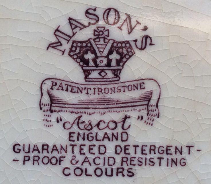 Mason's - Ascot