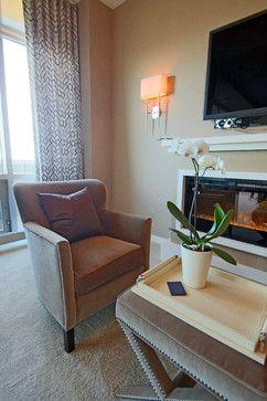 Minneapolis Condo Bedroom Contemporary Bedroom Home Pinterest