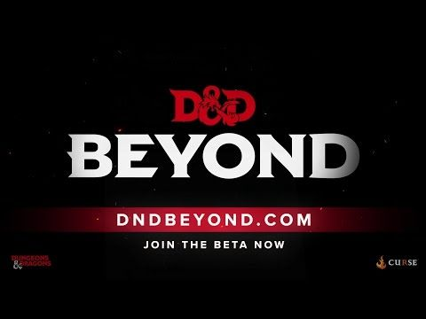 Whether youve been playing Dungeons & Dragons for decades or are just starting to get into the tabletop role-playing game youll be happy to know that a new mobile app is on the way to save you some paperwork. D&D Beyond which is set to arrive in beta this summer is being designed to allow Dungeon Masters and players to enjoy the game without having to track progress with pen and paper. Itll support fifth edition rules and include official content like a rules compendium character builder and…