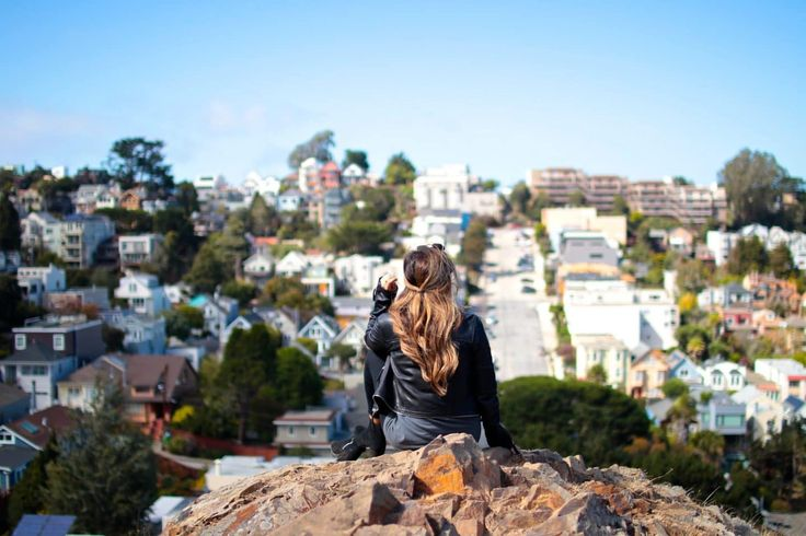 At the end of summer, my best friend and I went on a little girls trip to San Francisco! We became the ultimate tourists & loved every minute of it!