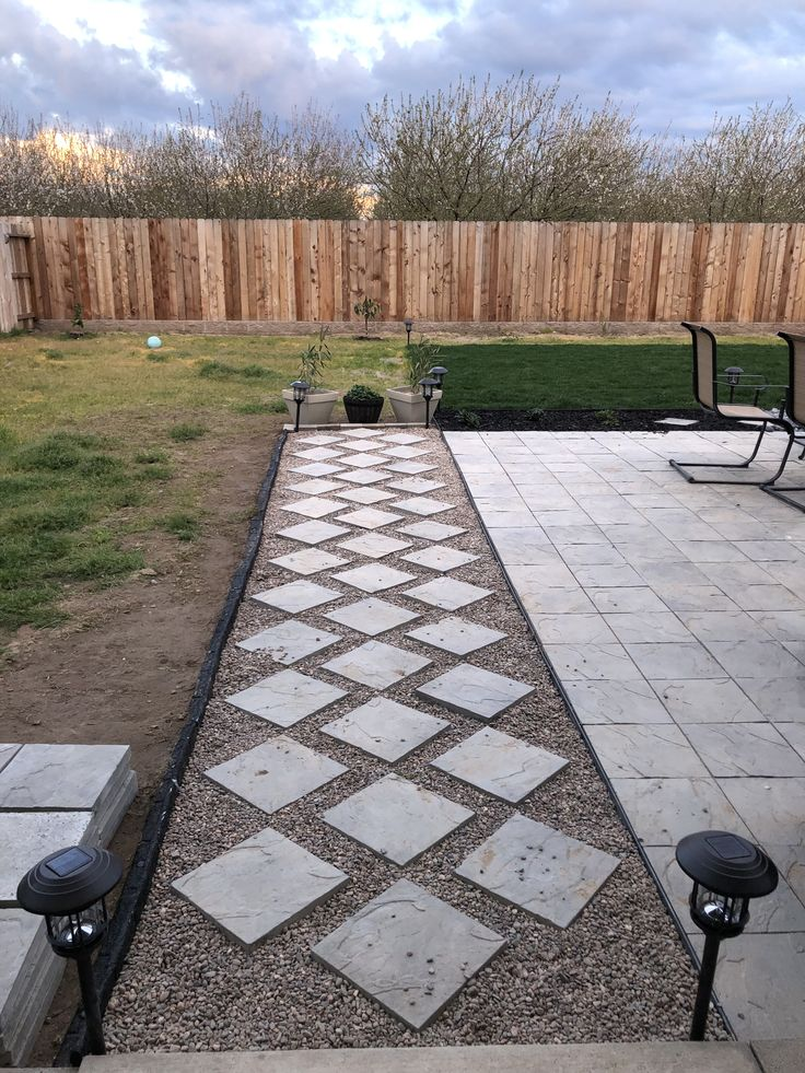Small Stone Landscaping Ideas