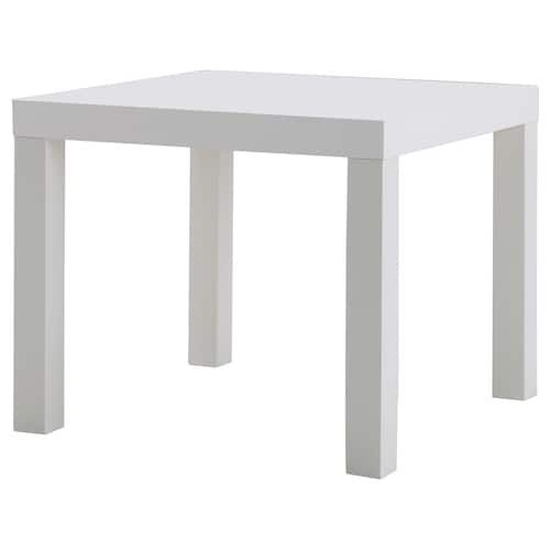 Ikea Table D Appoint.Table D Appoint Lack Blanc Salon Table D Appoint Ikea
