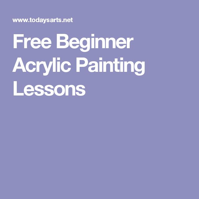 17 best images about art how to on pinterest acrylics