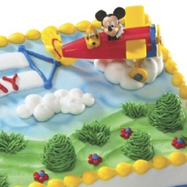 cake decorating ideas | Mickey Mouse Clubhouse Cake Decorating Kit, FREE shipping offer, 50% ...