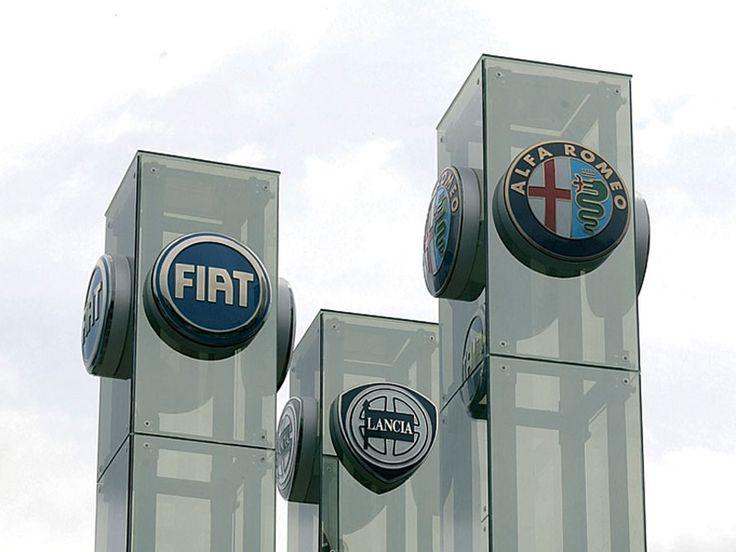 Mirafiori Motor Village. Fiat Spa. Torino