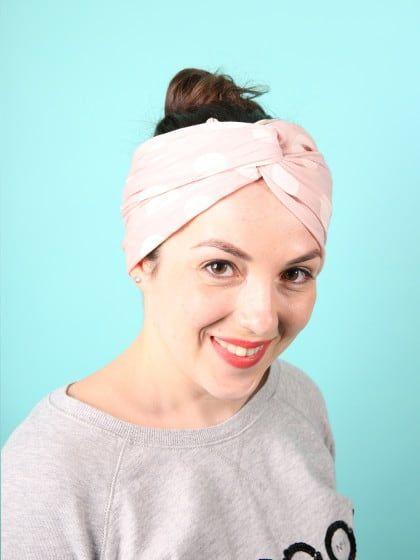 1000 ideen zu bandana binden auf pinterest schalkopfwickel faules haar tage und frisuren mit. Black Bedroom Furniture Sets. Home Design Ideas