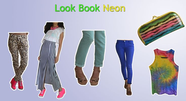 OUTFITS NEON - LOOKBOOK NEON