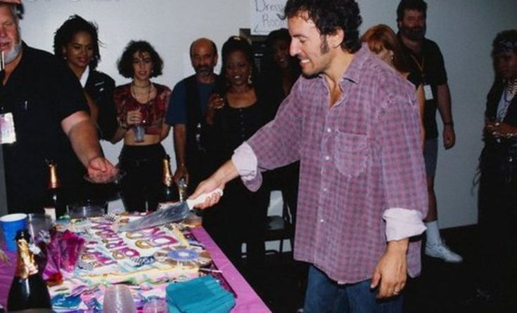 The Boss Birthday