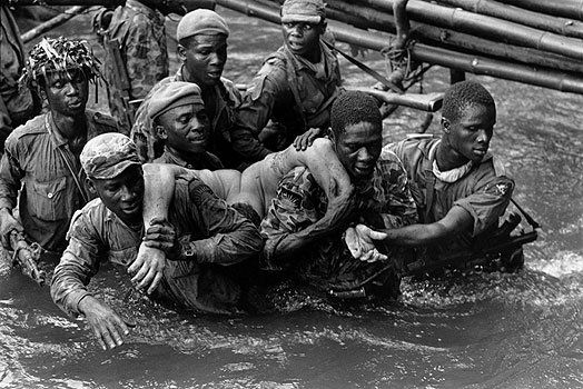 Biafra: The Nigerian Civil War In Pictures (Warning Disturbing Images) - Violent/Disgusting Non-Celebrity Crimes - Nairaland