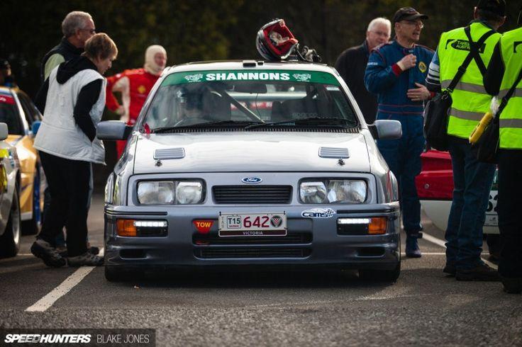 Sierra Cosworth Targa Tasmania