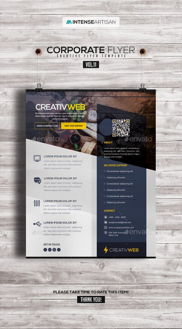 The  Best Business Flyer Ideas On   Business Flyer