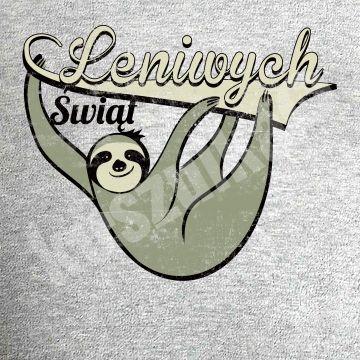 Koszulka.tv - Śmieszne koszulki z nadrukiem » Leniwych świąt