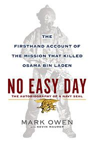 No Easy Day..Everyone should buy this book...These NAVY SEALS ARE SUCH HEROES...