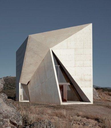 Chapel in Villeaceron   Sancho-Madridejos Architecture Office   Almadén, Ciudad Real, Spain