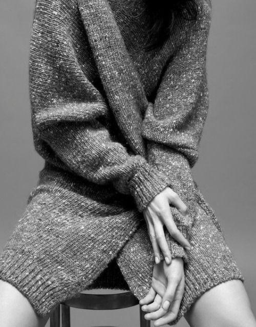 Inspired by Women's Knitwear on Nuji (via onceuponawildflower)