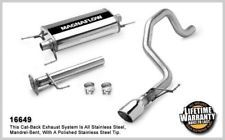 MagnaFlow Cat Back Performance Exhaust System 2007-2014 Toyota FJ Cruiser 4.0L