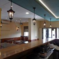 Iluminación Bar  con Les.