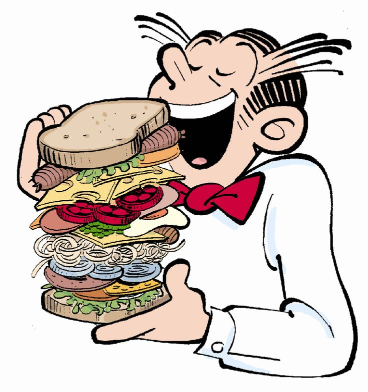 dagwood sandwich - I used to read Blondie and Dagwood in the Sunday comics every week.