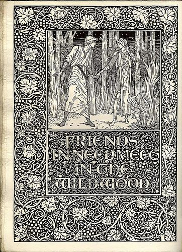 william morris heroes and - photo #49