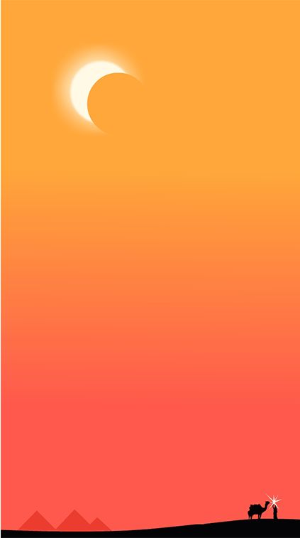 #eclipse #gif #animation #sky