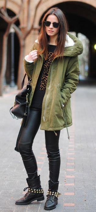 ハードなロックスタイルにも◎モッズコートのトレンド♡人気・おすすめのレディース一覧♡