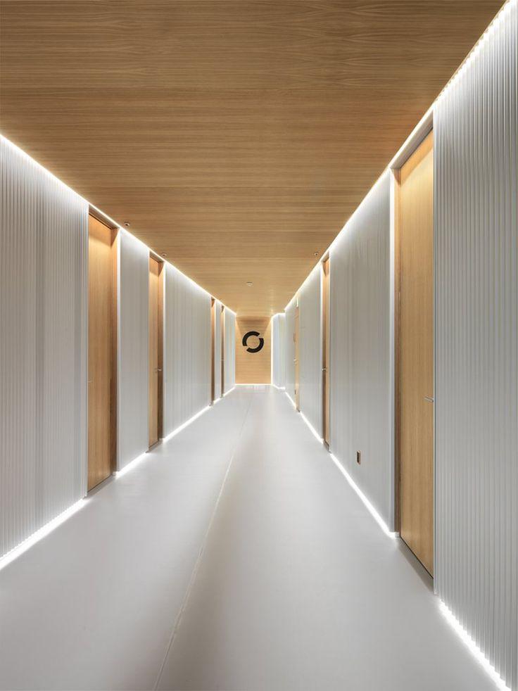 Entourage Clinic, Lausanne, Switzerland, 2015 - Ralph Germann architectes s.a.