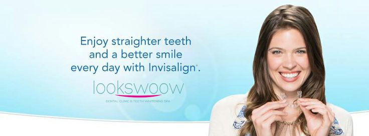 Invisalign is CLEAR Invisalign is REMOVABLE Invisalign is practically INVISIBLE.  If you're looking for an #Invisalign dentist, search no more! Lookswoow provide efficient treatment in a friendly and caring environment.   We are located at #TheDubaiMall, ground floor next to Galleries Lafayette OR you may call us at 04 4487016.